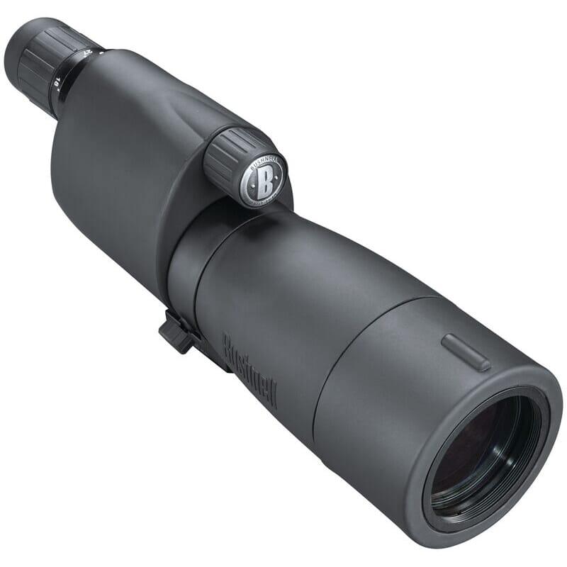 Bushnell Sentry 18-36x50mm Black Spotting Scope w/Case and Tripod 783618
