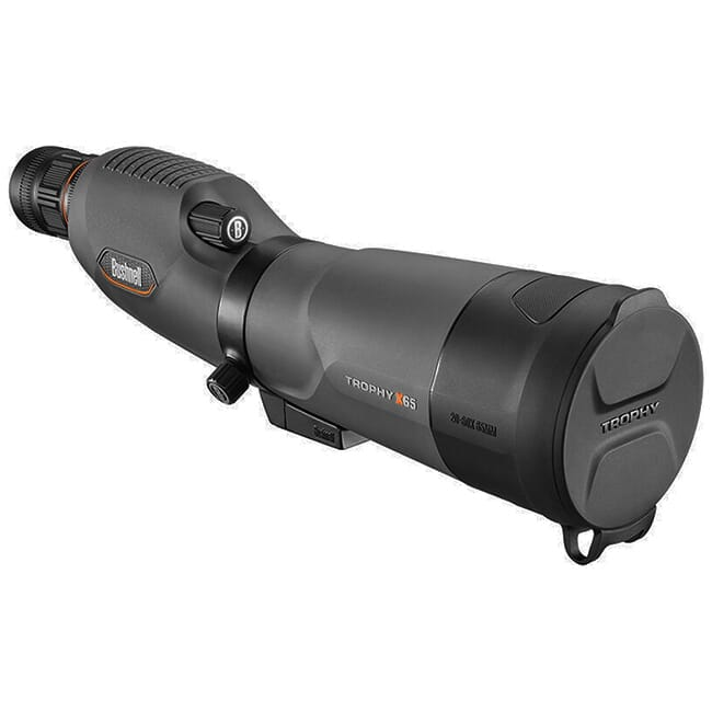 Bushnell Trophy Xtreme 20-60x65mm Black Spotting Scope 887520B