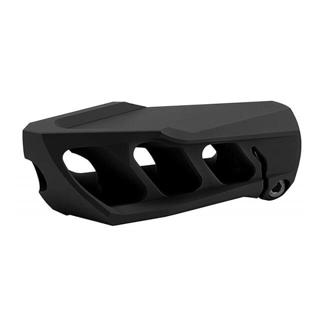 Cadex MX1 Muzzle Brake Bead Blast Finish (3/4-20 thrd) 3850-022