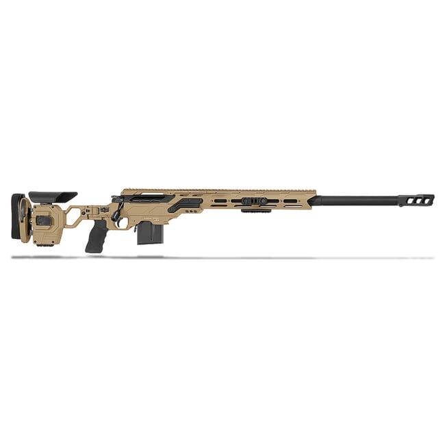 "Cadex Defense Freedom Lite Tan/Black 300 Win Mag 26"" 30 MOA Standard Rifle CDX300-LITE-300-26-R-MB-HTB"