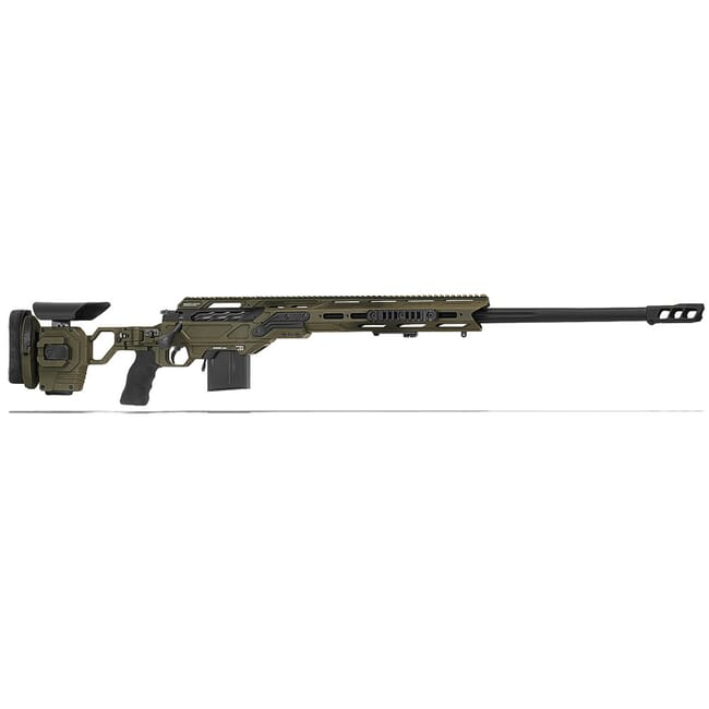 "Cadex Defense Kraken Multi-Caliber OD Green/Black 300 Win Mag 26"" 30 MOA Standard Rifle CDXMC-KRKN-300-26-R-MB-HOD"