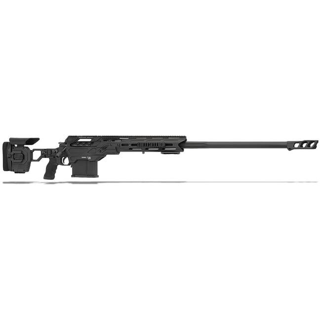 "Cadex Defense Shadow Black .375CT 32"" 40 MOA Standard Rifle CDX40-DUAL-375-32-R-FT-BLK"