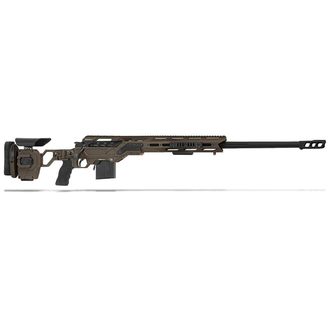 "Cadex Defense Kraken Multi-Caliber Stealth Shadow/Black 300 Win Mag 26"" 30 MOA Standard Rifle CDXMC-KRKN-300-26-R-MB-HSB"