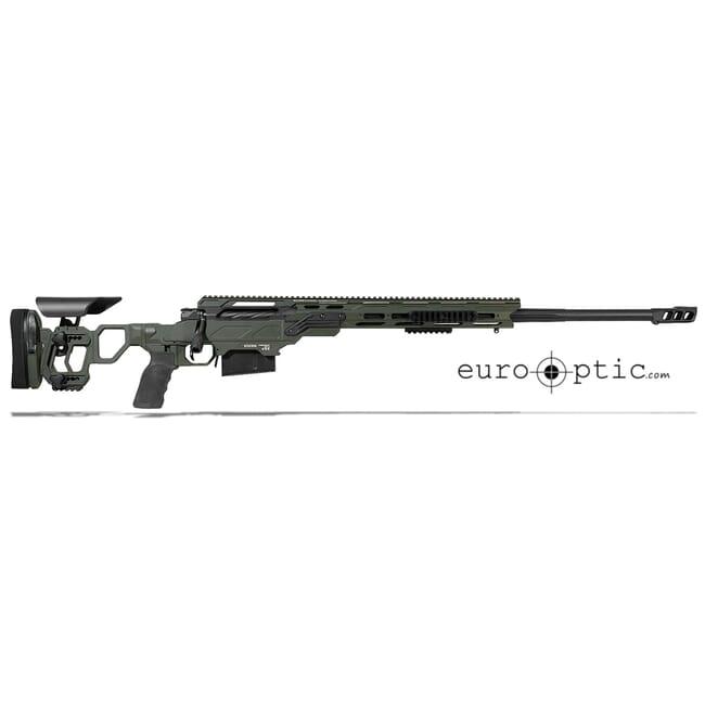 """Cadex Patriot Tac .338 LM 27"""" OD Green Rifle CDX33-TAC-338-27"""