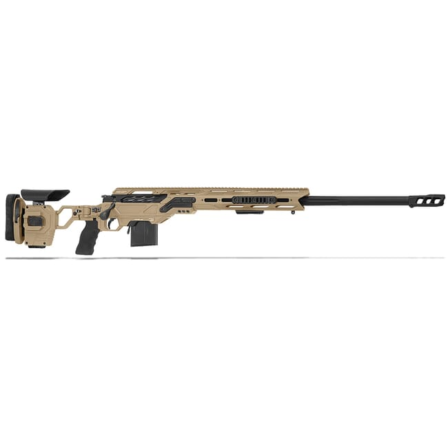 "Cadex Defense Kraken Multi-Caliber Tan/Black 300 Norma 26"" 30 MOA Standard Rifle CDXMC-KRKN-3NM-26-R-MB-HTB"