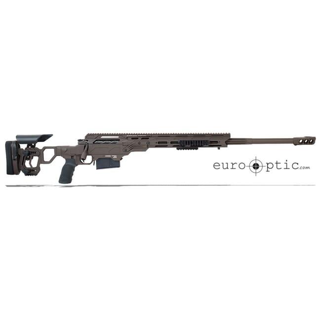 "Cadex Patriot TAC Stealth Shadow Vortex Rifle .338 Lapua 27"" 3/4""-20 w/Brake 30 MOA Rail CDX33-TAC-338-27-SSV-MB"