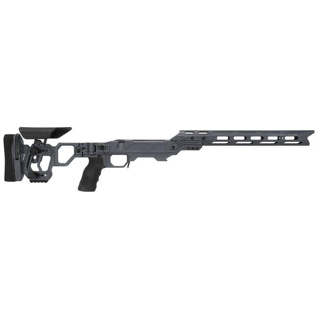 Cadex Lite Competition (for Remington 700) Long Action CIP 3.850 Gray STKLCP-REM-RH-LA-GRY