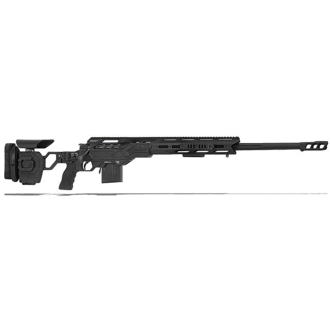 "Cadex Defense Kraken Multi-Caliber Black 260 Rem 24"" 20 MOA Standard Rifle CDXMC-KRKN-260-24-R-MB-BLK"
