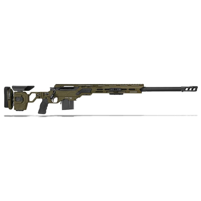 "Cadex Defense Freedom Lite OD Green/Black 300 Win Mag 26"" 30 MOA Standard Rifle CDX300-LITE-300-26-R-MB-HOD"
