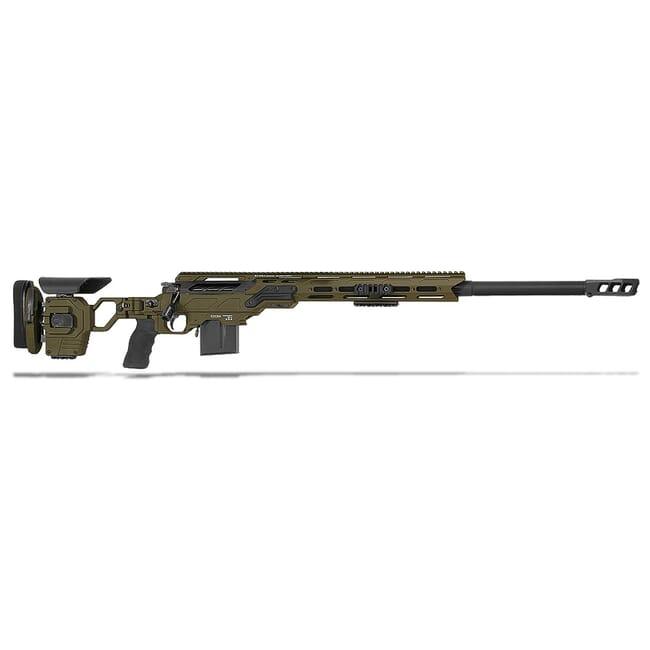 "Cadex Defense Freedom Lite OD Green/Black 300 Win Mag 26"" 30 MOA Standard Rifle CDX300-LITE-300-26-R-MB-HOD"