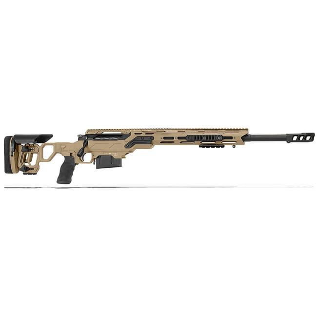 "Cadex Defense Guardian Tac Tan/Black 308 Win 24"" 20 MOA Skeleton Rifle CDX30-TAC-308-24-B-MB-HTB"