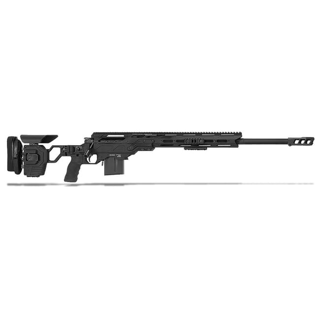 "Cadex Defense Guardian Lite Black 260 Rem 24"" 20 MOA Standard Rifle CDX30-LITE-260-24-R-MB-BLK"