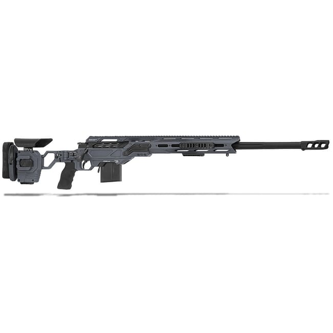 "Cadex Defense Kraken Multi-Caliber Sniper Grey/Black 308 Win 24"" 20 MOA Standard Rifle CDXMC-KRKN-308-24-R-MB-HGB"