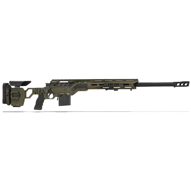 "Cadex Defense Kraken Multi-Caliber OD Green/Black 308 Win 24"" 20 MOA Standard Rifle CDXMC-KRKN-308-24-R-MB-HOD"