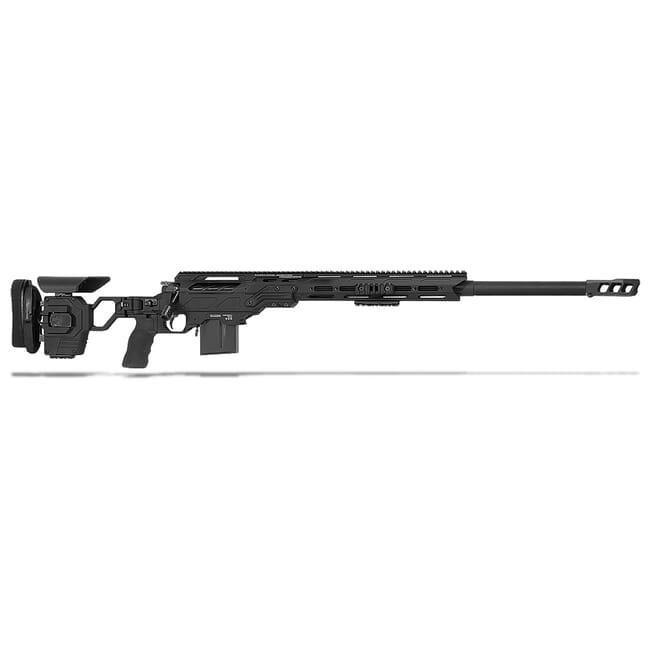 "Cadex Defense Patriot Lite Black 300 Norma 26"" 30 MOA Standard Rifle CDX33-LITE-3NM-26-MB-BLK"