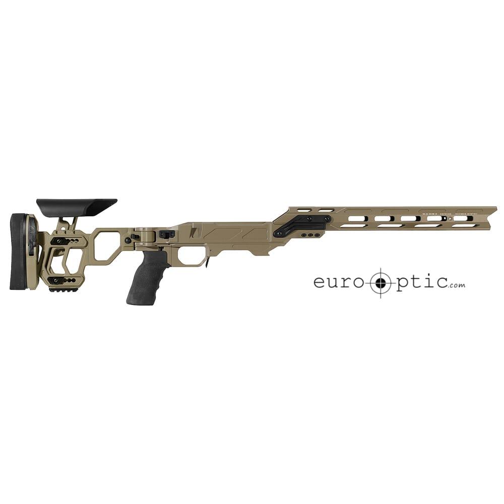 Remington Rebate Access >> Cadex Defense Lite Competition M Lok For Remington 700 La Skeleton Folding For Sssf 3 850 Cip Tan Stklcp Rem Rh La B Na E Tan