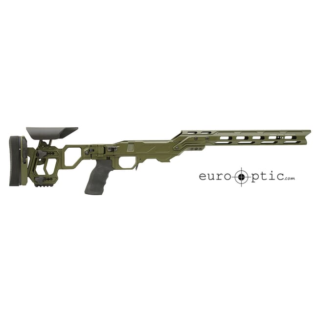 Cadex Lite Competition (for Remington 700) OD Green