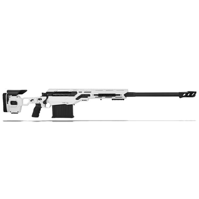 "Cadex Defense Tremor, 50BMG, 29"" Hybrid Stormtrooper White/Black Rifle CDX50-DUAL-50-29-HWB"