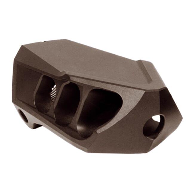 Cadex MX1 Mini Muzzle Brake Max .30 Cal. Stealth Shadown Vortex (5/8-24 Thrd) 3850-438-SSV