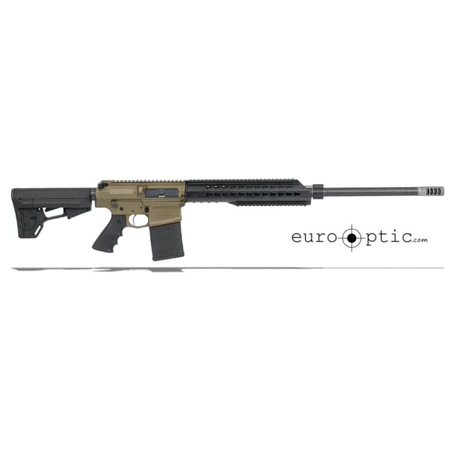 "Christensen Arms CA-10 DMR .243 Win 24"" Burnt Bronze Rifle CA10154-2130236"