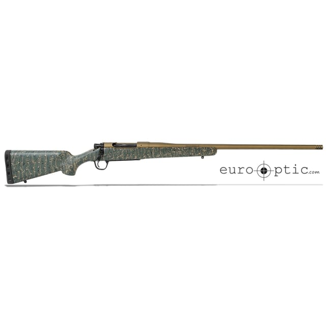 "Christensen Arms Mesa Burnt Bronze 300 Win 24"" Green Stock 801-01008-00"