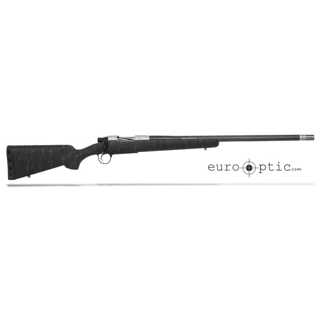 "Christensen Arms Ridgeline Rifle 243 Win 24"" Sporter Black W/Gray Webbing Rifle CA10299-K14411"