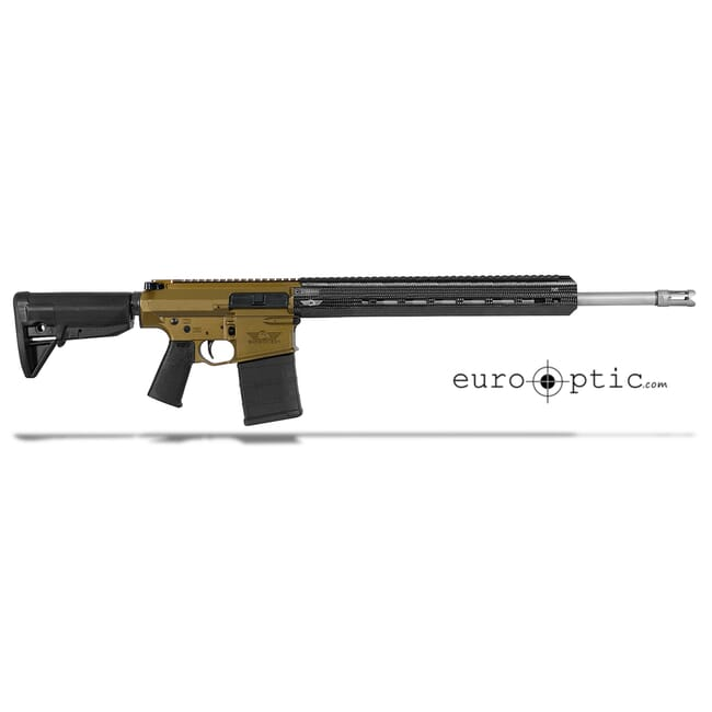"Christensen Arms CA-10 G2 SS 6.5 Creedmoor 20"" MLok Bronze Rifle CA10292-3137232"