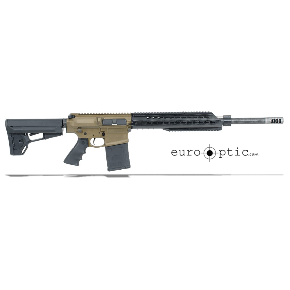 "Christensen Arms CA-10 DMR 6.5 Creedmoor 20"" Burnt Bronze Rifle CA10154-3137235"