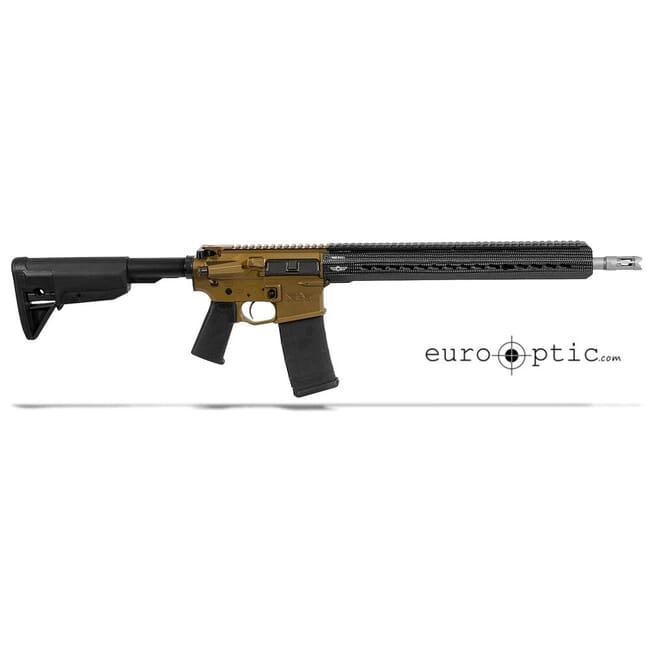"Christensen Arms CA-15 G2 SS 223 Wylde 16"" KMod Bronze Rifle CA10291-113521"