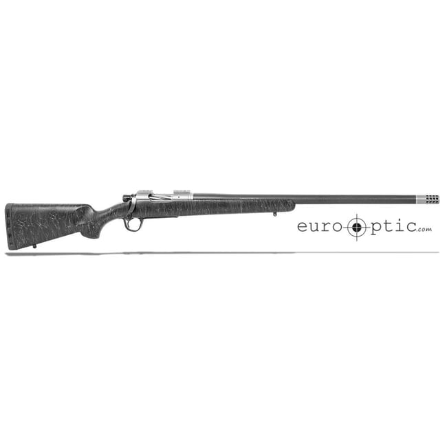 "Christensen Arms Summit Ti 6.5 PRC 24"" 1/8 Aerograde Sporter Black w/ Gray Webbing Rifle 801-08001-00"