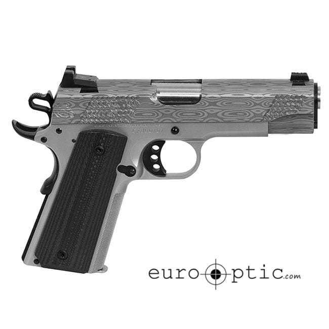 Christensen Arms 1911 C4 .45 ACP Damascus Pistol CA10286-1071111