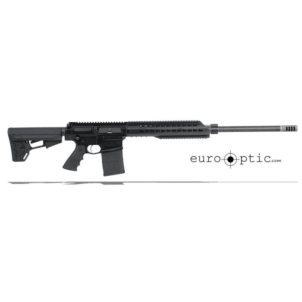 "Christensen Arms CA-10 DMR 6.5 Creedmoor 24"" Black Rifle CA10154-3120236"