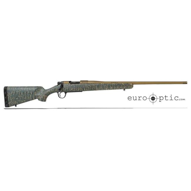 """Christensen Arms Mesa Burnt Bronze 6.5 Creedmoor 22"""" Green Stock 801-01013-00"""