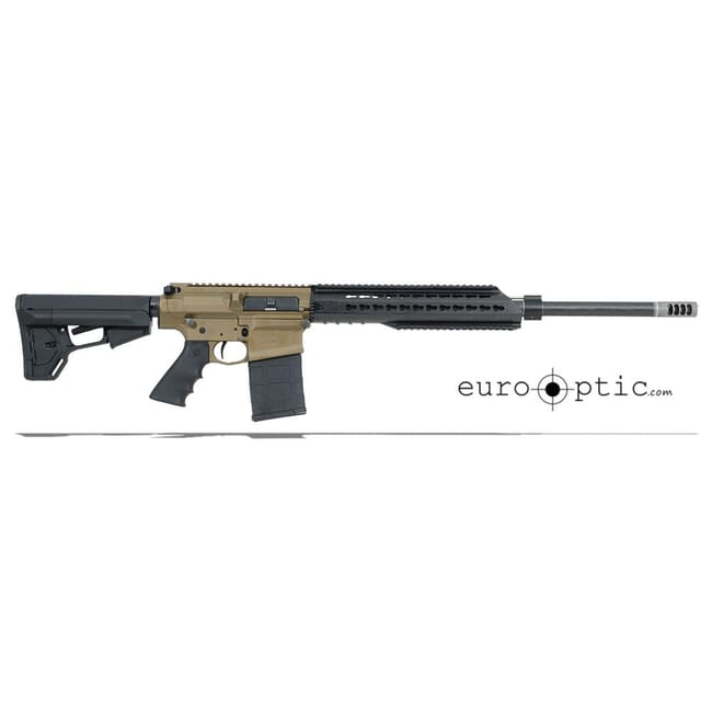 "Christensen Arms CA-10 DMR 6.5 Creedmoor 22"" Burnt Bronze Rifle CA10154-3139236"