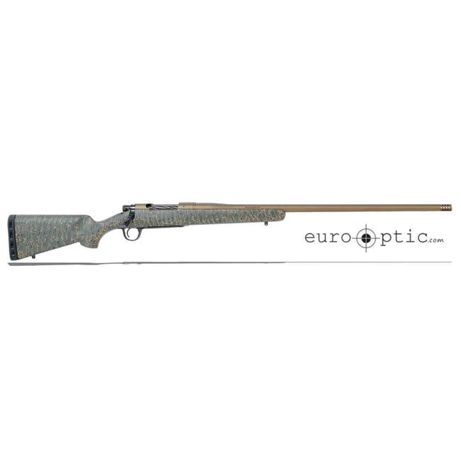 "Christensen Arms Mesa Burnt Bronze 28 Nosler 26"" Green Stock 801-01011-00"