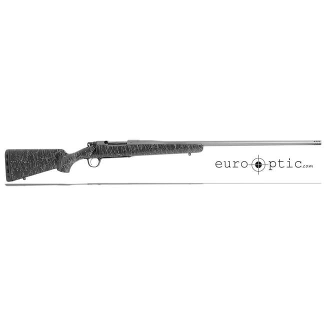 "Christensen Arms Mesa 28 Nosler 26"" Black w/ Gray Webbing CA10280-815311"