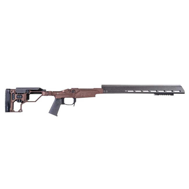 "Christensen Arms MPR 17"" Brown Rem 700 LA Chassis 810-00001-07"