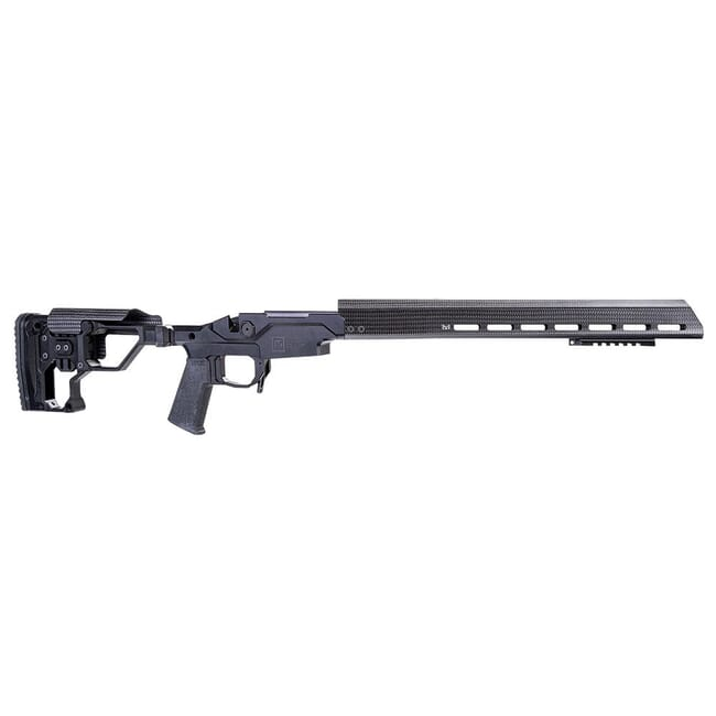 "Christensen Arms MPR 17"" Black Rem 700 SA Chassis 810-00001-01"
