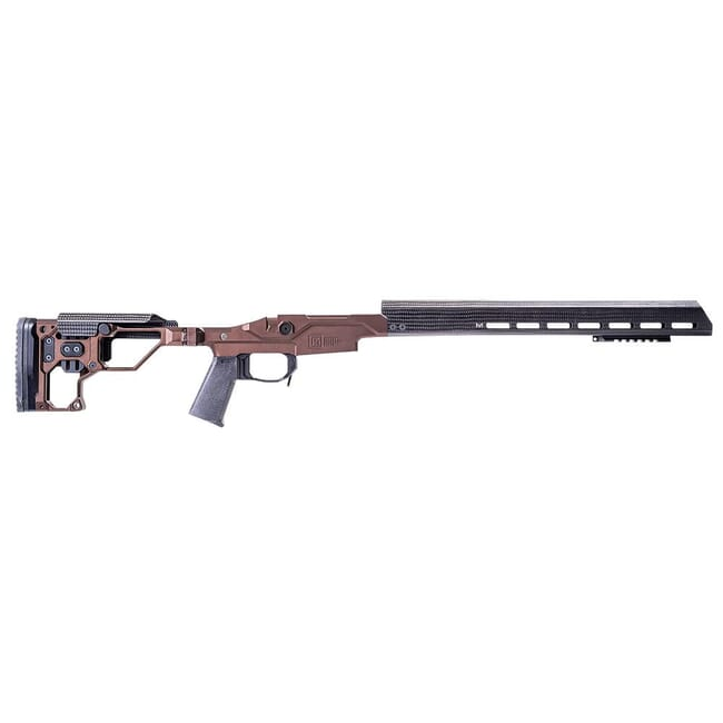 "Christensen Arms MPR 17"" Brown Rem 700 SA Chassis 810-00001-05"