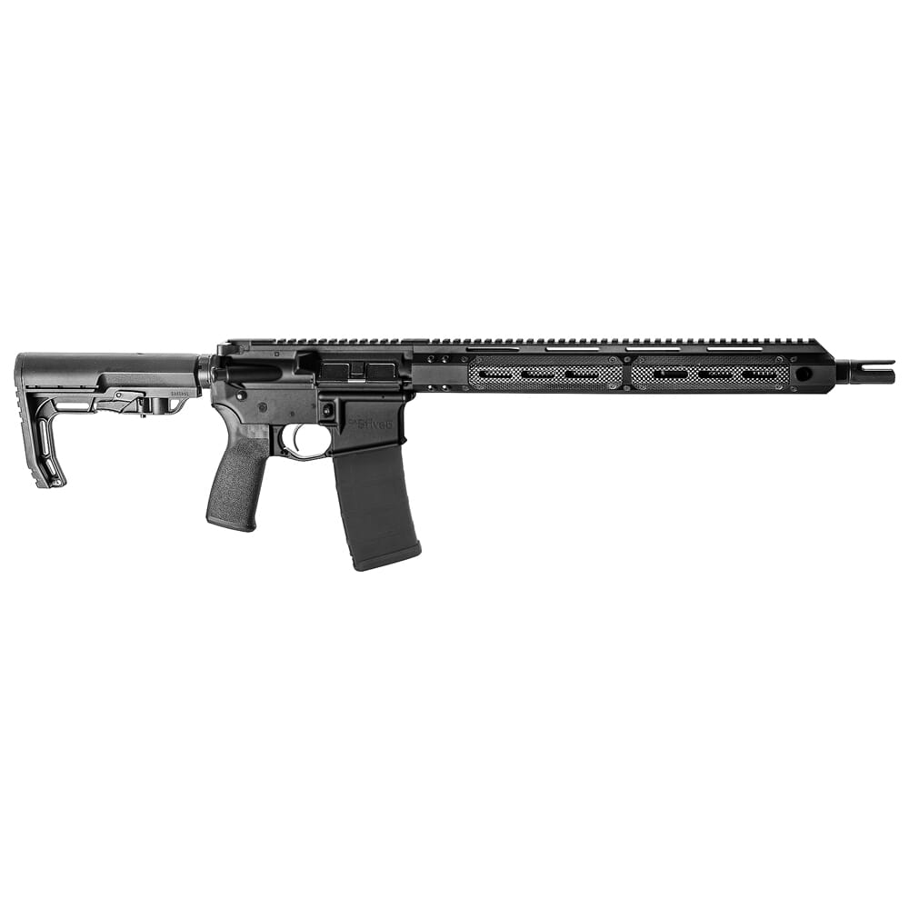 "Christensen Arms CA5five6 5.56 NATO 16"" 1:8"" MLok  Black Rifle 801-09003-00"