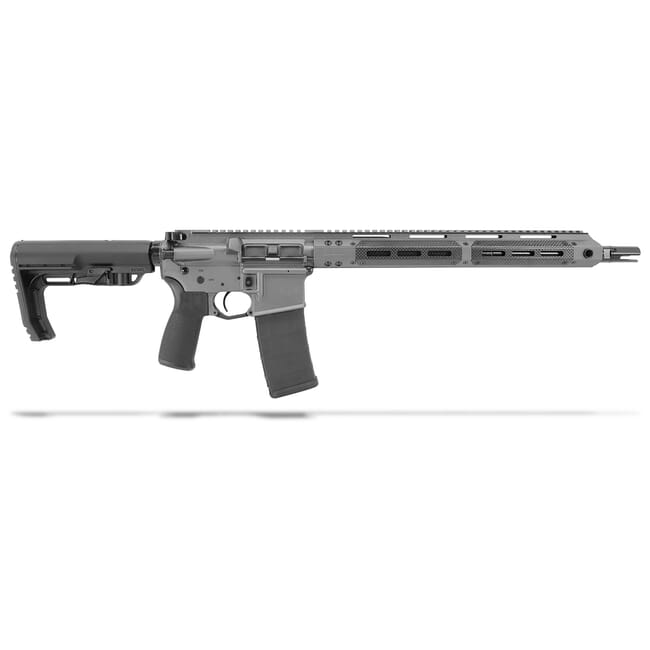 "Christensen Arms CA5five6 5.56 NATO 16"" 1:8"" MLok  Tungsten Rifle 801-09003-02"