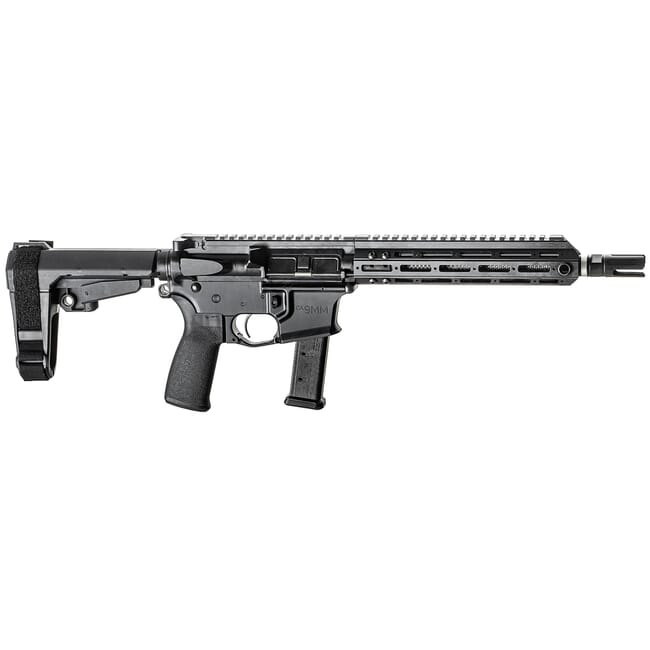 "Christensen Arms CA9MM 9mm 10.5"" 1:10"" M-LOK Black AR Pistol w/SB3 Tactical Brace 801-11007-00"