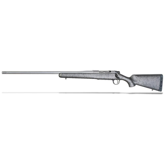 "Christensen Arms Ridgeline TI LH .300 PRC 24"" 1:8 Metalic Gray w/Black Webbing Rifle 801-06104-00"