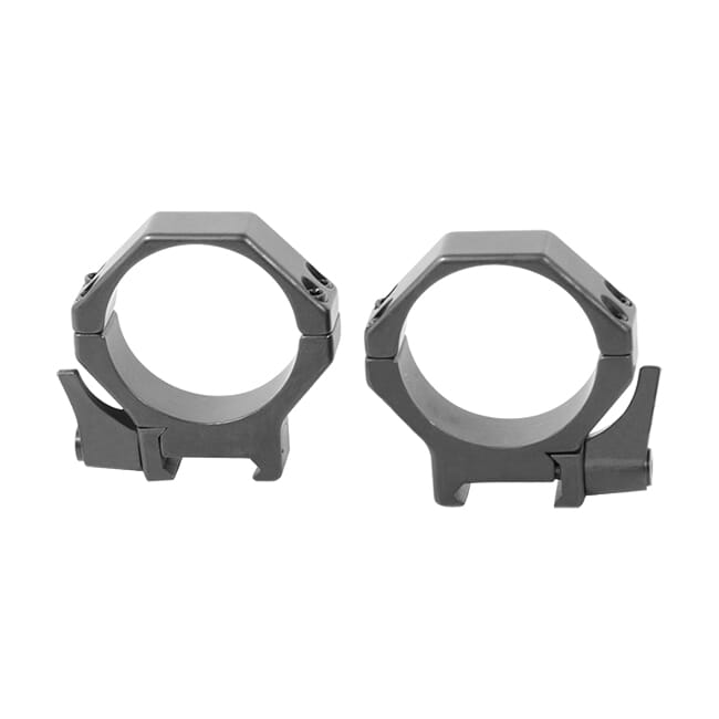 "Contessa Set Pair of Picatinny 40 mm (1.100"" Height) Rings w/ Quick Release Lever SPP05-A-SR"