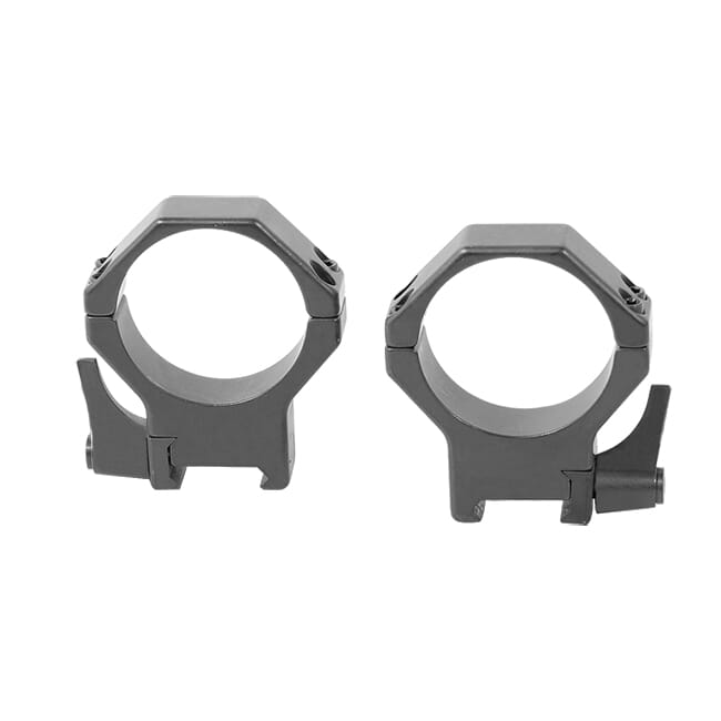 Contessa Set Pair of Picatinny 40 mm (14.5 mm Height) Rings w/ Quick Release Lever SPP05-B-SR