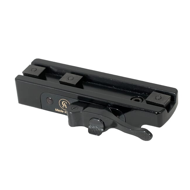 Contessa Quick Tactical Detachable Mount for Picatinny Rail Zeiss H10mm.   MPN SBP05/A