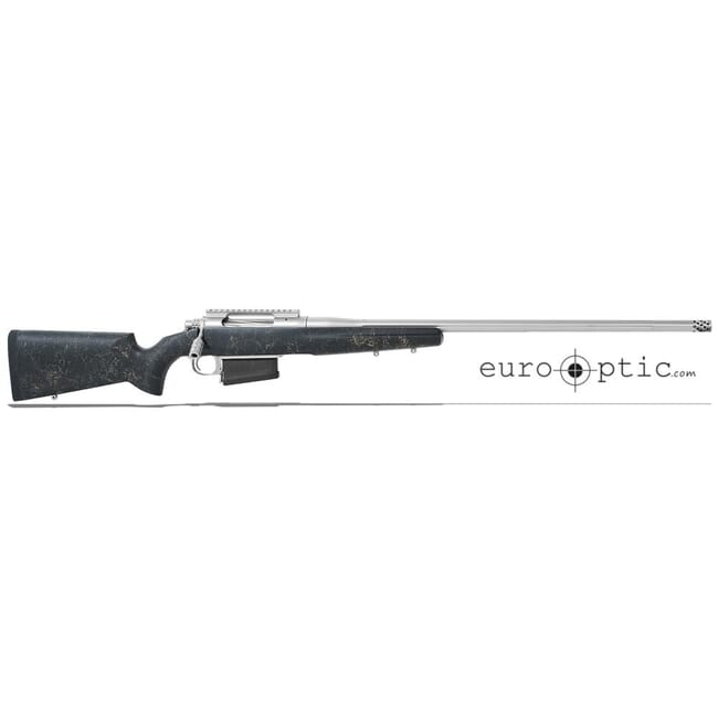 "Cooper Firearms M52 Open Country Long Range Black w/Tan 6.5x284 26"" 1:8"" Fluted SS Bbl w/brake (Fits AICS Mags, Incl. 20MOA Rail)"