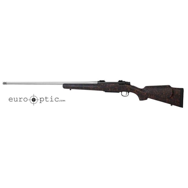 "Cooper Firearms M52 Jackson Hunter Standard Black w/Red webbing w/rollover cheek piece, 26"" SS bbl M52-JHR-340WthbyMag-CF"
