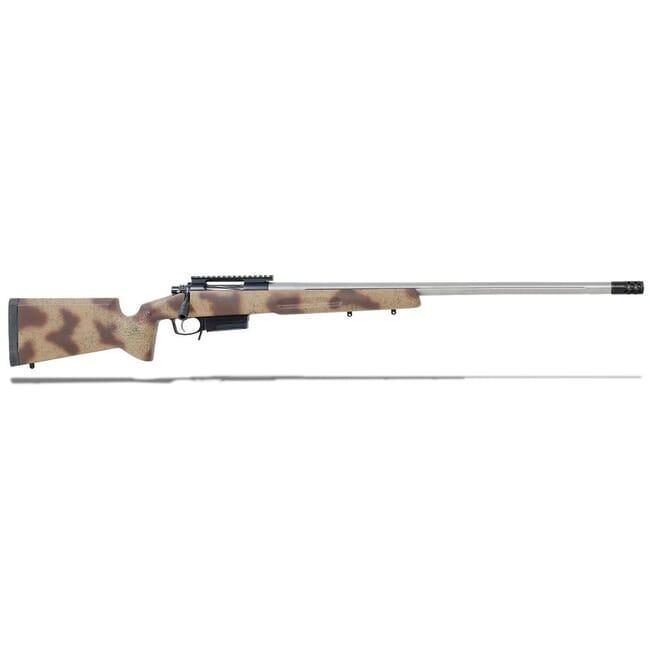 "Cooper Firearms M22R Raptor (Lightweight) 6.5 Creedmoor Desert Camo 1:8"" 24"" Rifle w/ 1 5rd AICS Mag & 20 MOA Rail"