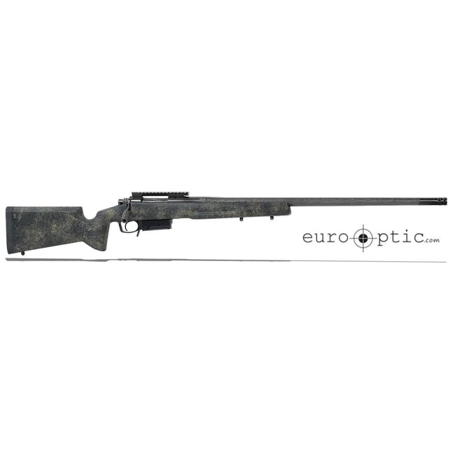 "Cooper Firearms M22R Raptor 6.5 Creedmoor 26"" Proof Research Carbon Bbl, Black/Tan Manners Stock"